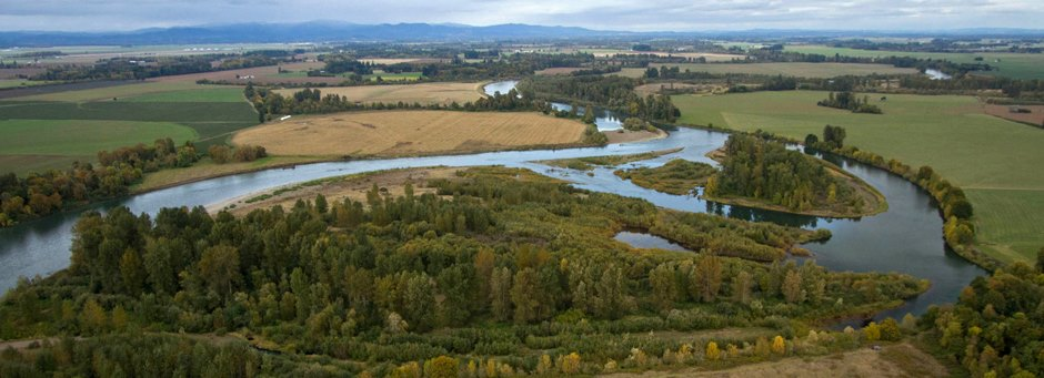Willamette River wins River Prize